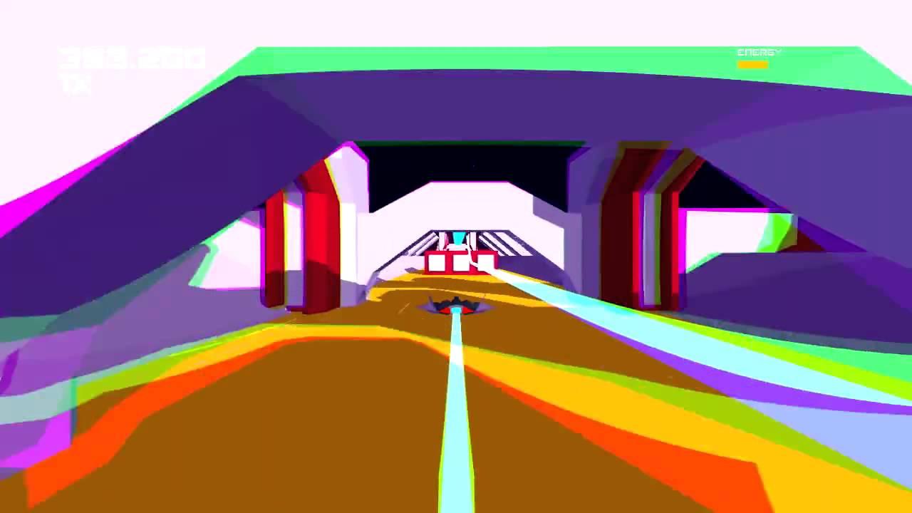 Das psychedelische Shoot 'em up Futuridium EP Deluxe kommt für PS Vita