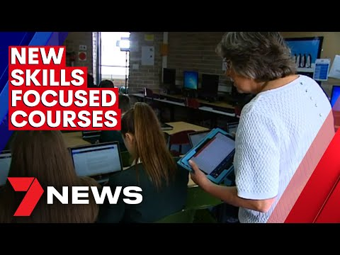New high school courses in NSW focused on getting students job ready | 7NEWS