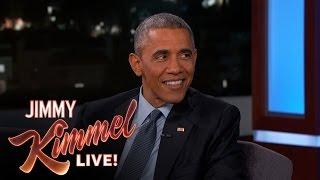 President Barack Obama Denies Knowledge of Aliens