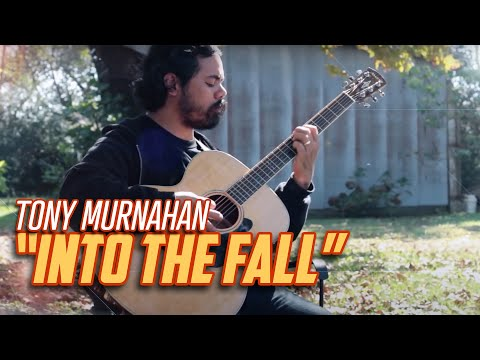 "Tony Murnahan - ""Into The Fall"" - Alvarez ABT60 Baritone Guitar"