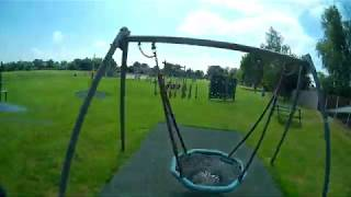 Flying Fpv on the local park