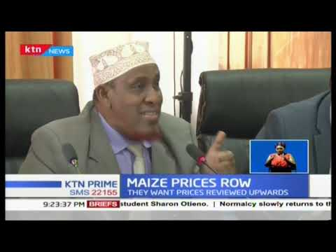 MPs support Kiunjuri's directive over maize prices