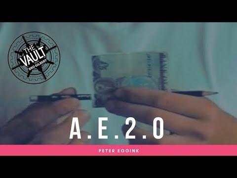 The Vault - A.E.2.0 by Peter Eggink