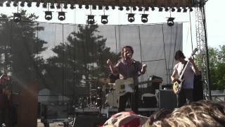 "Dawes - ""A Little Bit of Everything"" - Nelsonville, OH Music Festival - 5/20/12"