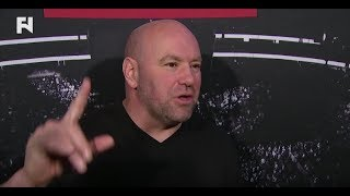 UFC Fight Night Fresno: Dana White on GSP Leaving Again, Reports on McGregor vs. Pacquiao/Diaz