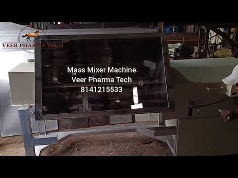 Mass Mixer Machine 50 Kgs