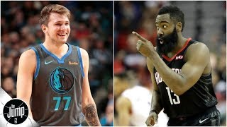 Why Luka Doncic might (almost) be the next James Harden | The Jump
