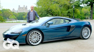 How Many Groceries Can You Pack Into a $200K McLaren Supercar?   GQ