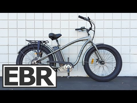 E-Lux All-Trac Electric Cruiser Video Review