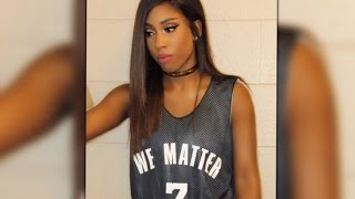 Woman Not Permitted To Sing National Anthem at NBA Game Over 'We Matter' Jersey