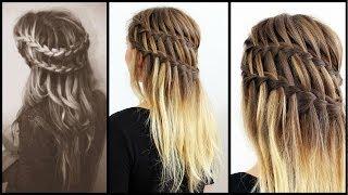 Schöne Frisuren Für Offene Haare Most Popular Videos Frisur Ideen