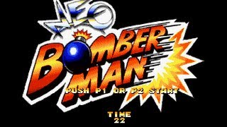 Neo Bomberman: Modo Batalla