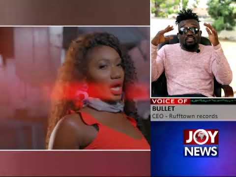 MUSIC: Wendy Shay is unique in her own way - Bullet. (18-12-18)