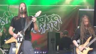 Aardvarks - Homeless LIVE (Nord Open Air 2013)