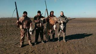 Охота на Гуся!!! Сезон 2017/ Hunting for the Goose 2017