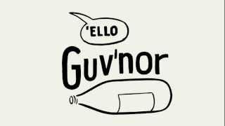 JJ DOOM - GUV'NOR