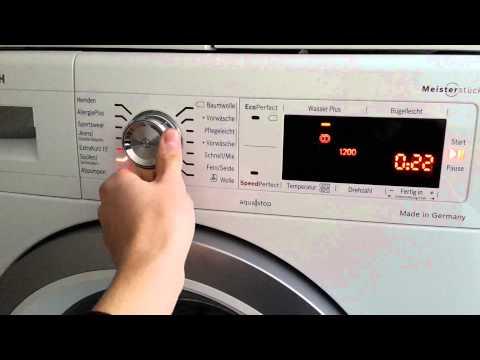 ᐅ Bosch Waschmaschine Test 2019 Testsieger Der Stiftung Warentest