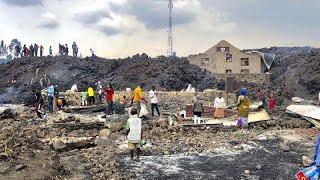 Milhares de deslocados na Republica Democrática do Congo