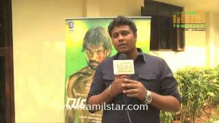 Dinesh Krishnan at Valiyavan Movie Movie Audio Launch