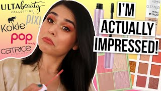 Playing with Underrated Drugstore Makeup Brands NOBODY is Talking About!