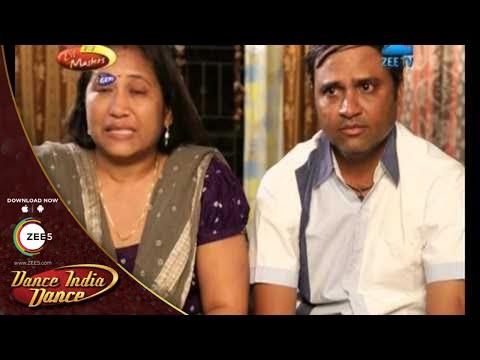 DID L'il Masters - Mumbai Auditions - Monark Trivedi performance