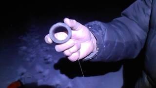 Жерлица для зимней ловли налима