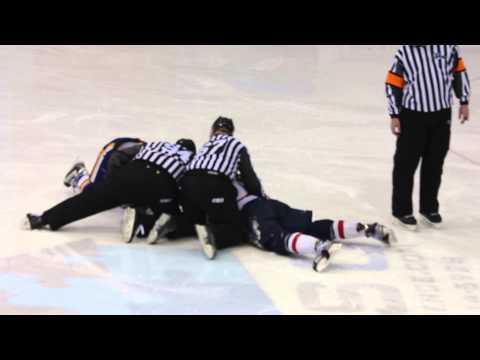 Jean-Francois Laplante vs. Steve Simoes