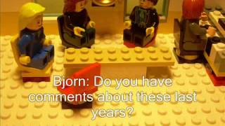 ABBA - You Owe Me One demo (1982)\ Lego version