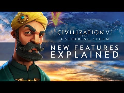 Civilization VI: Gathering Storm - New Features Explained thumbnail