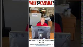 Why Canada? Two passports!