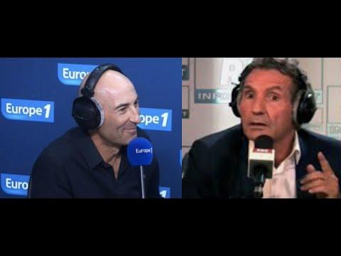 Quand Jean-Jacques Bourdin menaçait physiquement Nicolas Canteloup