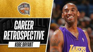 Kobe Bryant   Hall of Fame Career Retrospective