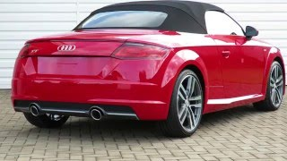 Audi TT Roadster - S-Line   ...by Wil