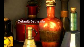 Skyrim Mods Daily - Silly Level of Details - Potions and Poisons - Skyrim Mods