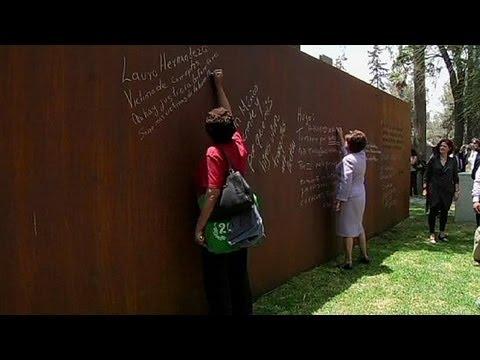 В Мехико открыт памятник жертвам насилия