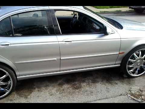 Download Link Youtube 03 Jaguar X Type On 22s