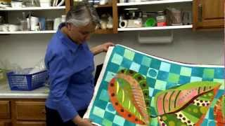 The Art Of Quilting - Part 2