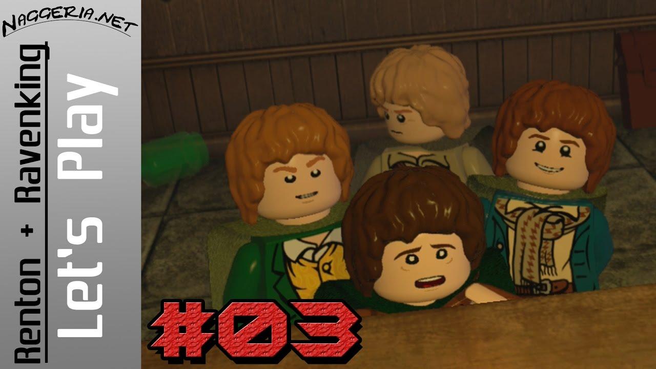 LEGO: Der Herr der Ringe – 03 – Das schwänzelnde Pony (Deutsch / Let's Play)