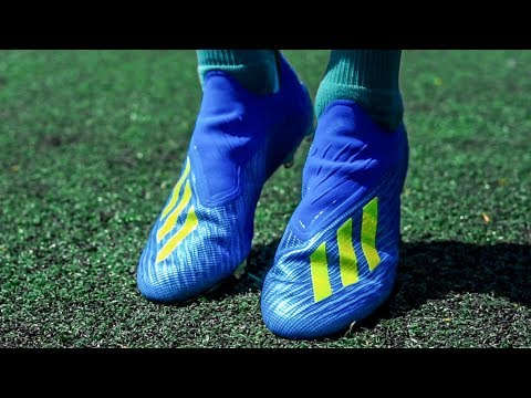 ADIDAS X18+ World Cup Edition - TEST and REVIEW