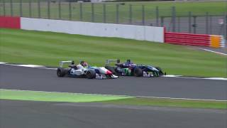 Euroformula_Open - Silverstone2016 Race 2 Highlights