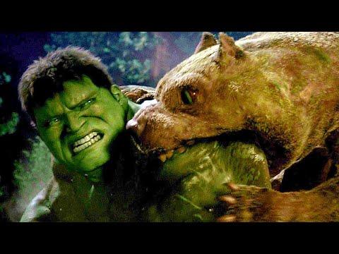 Hulk vs Hulk Dogs - Hulk Smash Scene - Hulk (2003) Movie CLIP HD
