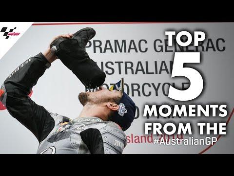 【MotoGP ハイライト動画】MotoGP 2019 第17戦オーストラリアGP 決勝レース