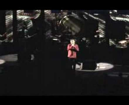 Morrissey - All the lazy dykes - Meltdown 25-06-2004