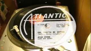 Oh, That'll Be Joyful - Jesse Stone And His Band (Atlantic)
