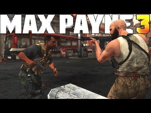 Max Payne 3 – Brutal Action Kills – Run & Gun Combat Gameplay – Vol.4 [PC RTX 2080]