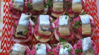 Вкусно - Закуска #ФаршированныеЯЙЦА или Ленивая #Шуба очень Вкусно РЕЦЕПТ