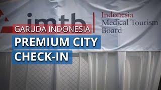 IMTB Dukung Garuda Indonesia Premium City Check in di Hutan Kota Plataran GBK