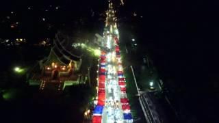 DRONE: Luang Prabang Night Market