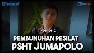 Fakta Pembunuhan Ridwan Pesilat PSHT Jumapolo Takut Ketahuan, Pelaku Nginap bersama Mayat Korban