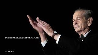 Funeraliile Regelui Mihai I al României - AGERPRES LIVE